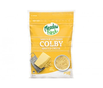 MF Grated Cheese COLBY 350g