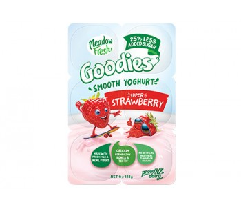MF Goodies 6pk SuperStrawberry
